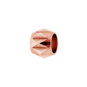 CHARMS ACIER MEDIUM BOULE PVD ROSE