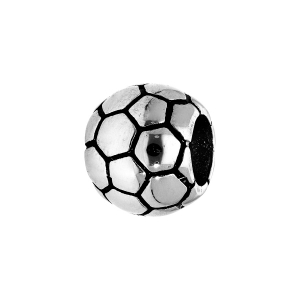 CHARMS ACIER MEDIUM BALLON DE FOOT